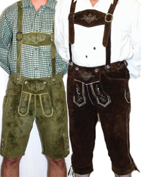mens lederhosen and accessories