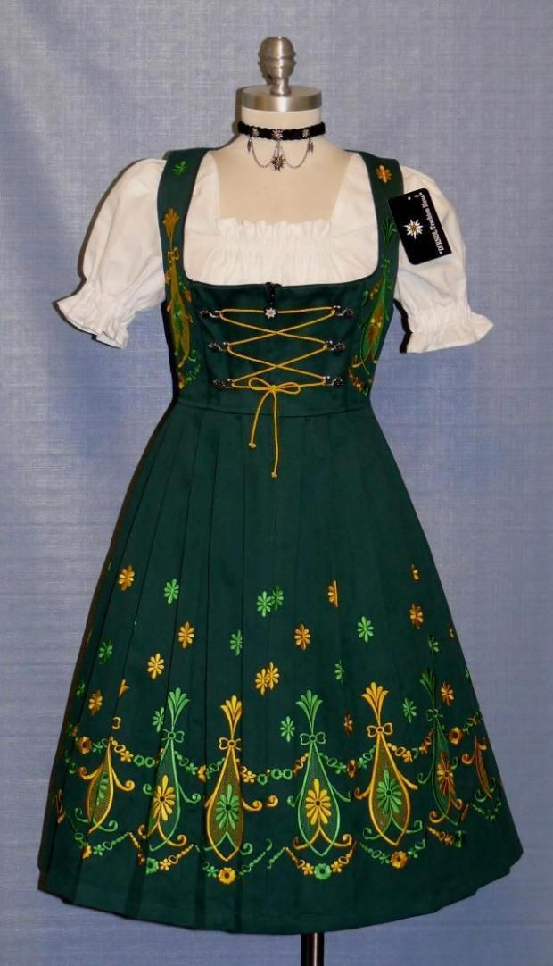 Dirndl Amp Accessories German Dresses Worn During Octoberfest